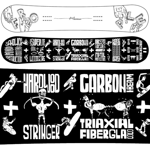 Frople Snowboard