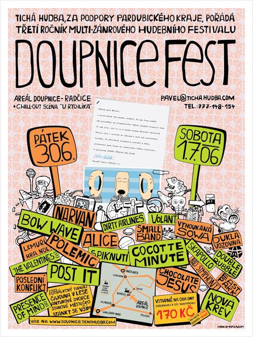 Doupnice Festival 2006
