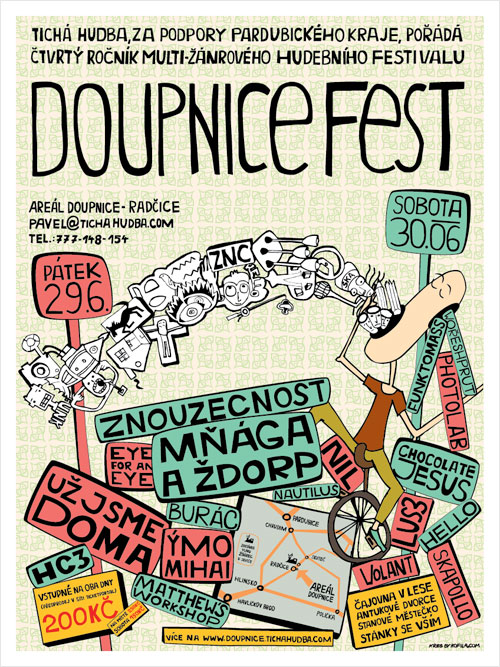 Doupnice Festival 2007