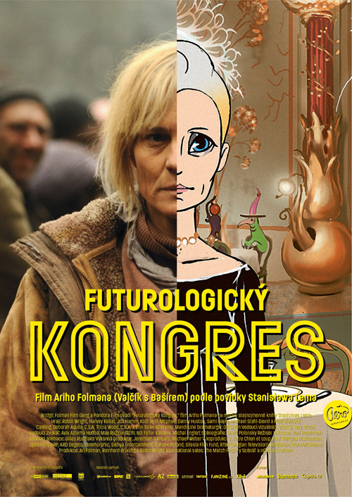 Futurologický kongres movie poster